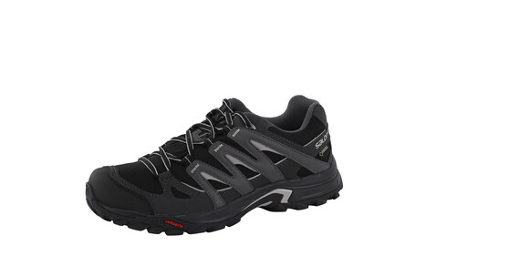 Salomon Eskape GTX Hiking Shoes Men black/asphalt/aluminium